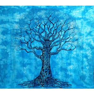 Copritutto Grande Albero Azzurro