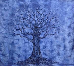 Copritutto Grande Albero Blu