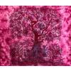 Copritutto Grande Albero Rosa Multy
