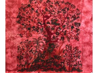 Copritutto Grande Albero Rosso Multy