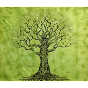 Copritutto Grande Albero Verde