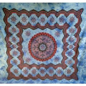 Copritutto Grande Circle Blu