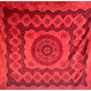 Copritutto Grande Circle Rosso