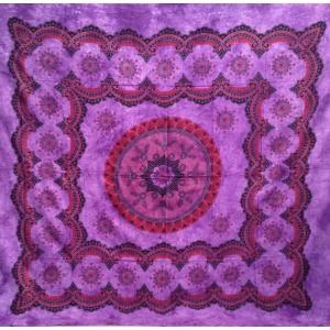 Copritutto Grande Circle Viola