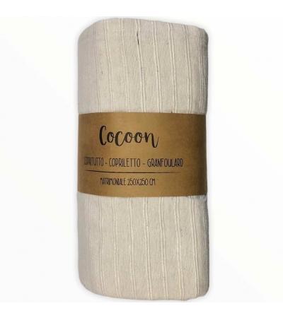 Copritutto Grande Cocoon Naturale