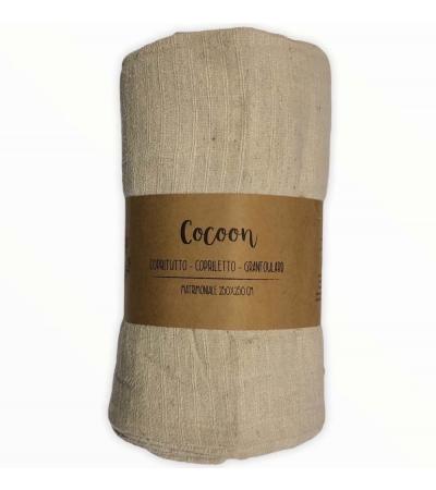Copritutto Grande Cocoon Sabbia
