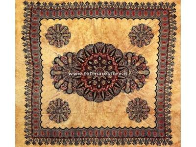 Copritutto Grande Crochet Sabbia
