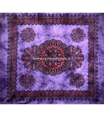 Copritutto Grande Crochet Viola