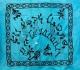 Copritutto Grande Danzatrici Azzurro