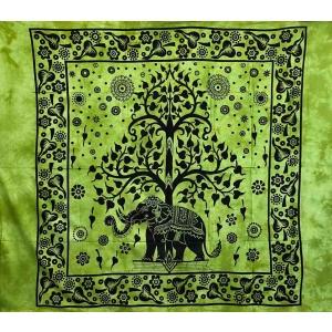 Copritutto Grande Elephant Life Verde