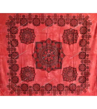 Copritutto Grande Lacy Rosso