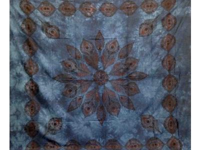 Copritutto Grande Pavone Blu