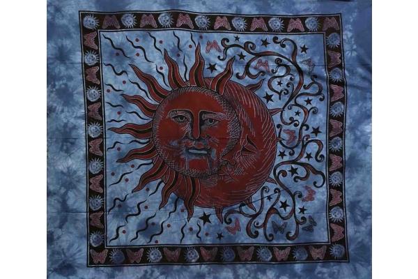 Copritutto Grande Sole Luna Blu