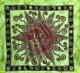 Copritutto Grande Sole Mosaico Verde