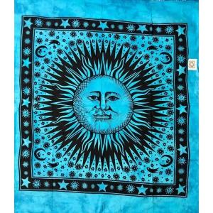 Copritutto Grande Soli Stelle Azzurro