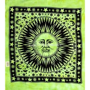 Copritutto Grande Soli Stelle Verde