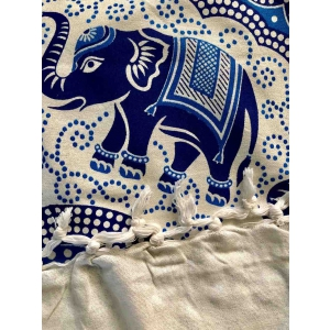 Copritutto Medio Pasley Elephant Bianco