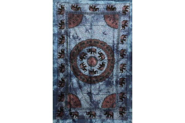 Copritutto Medio Pasley Elephant Blu