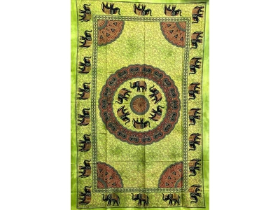 Copritutto Medio Pasley Elephant Lime