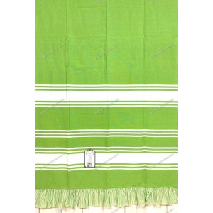 Fouta Frill Lime