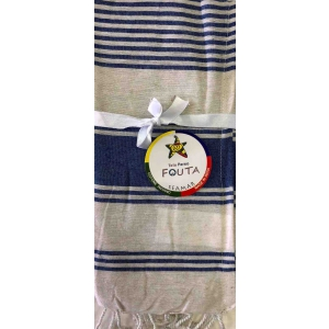 Fouta Pareo Multy Righe Royal