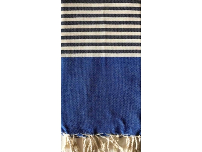 Fouta Singolo Righe Royal