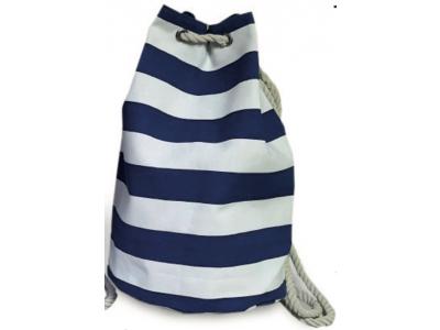 Sacca Stripe Blu
