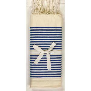 Telo Fouta Agadir Blu Royal