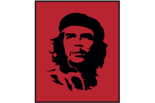 Telo Mare Che Guevara Rosso