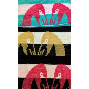 Telo Mare Flamingo Love Sabbia