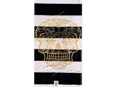 Telo Mare Gold Skull