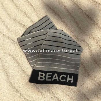 Telo Mare New Beach Grigio