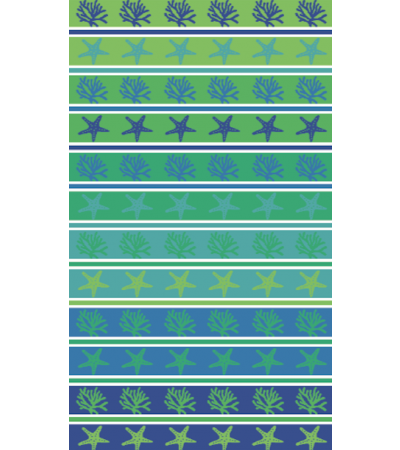 Telo Mare SeaFloor Verde