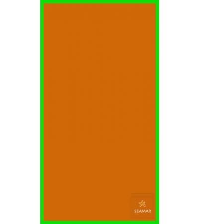 Telo Microfibra Bicolore Arancione
