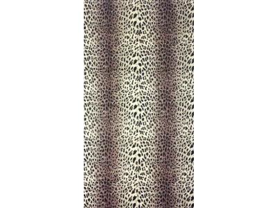 Telo Microfibra Leopardato