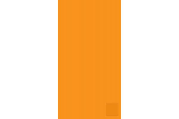 Telo mare microfibra tinta unita arancione 90x165cm by - Telo copridivano tinta unita ...