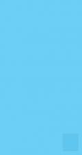 Telo Microfibra Tinta Unita Azzurro