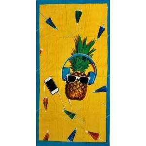 Telo Stampato Ananas
