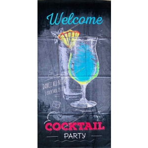 Telo Stampato Kocktail Party