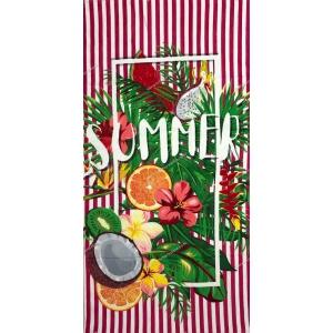 Telo Stampato Summer Fruit