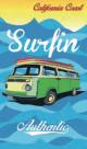 Telo Stampato Surfin